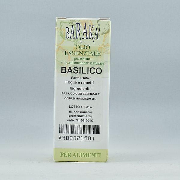 BASILICO (10 ml Baraka)-0