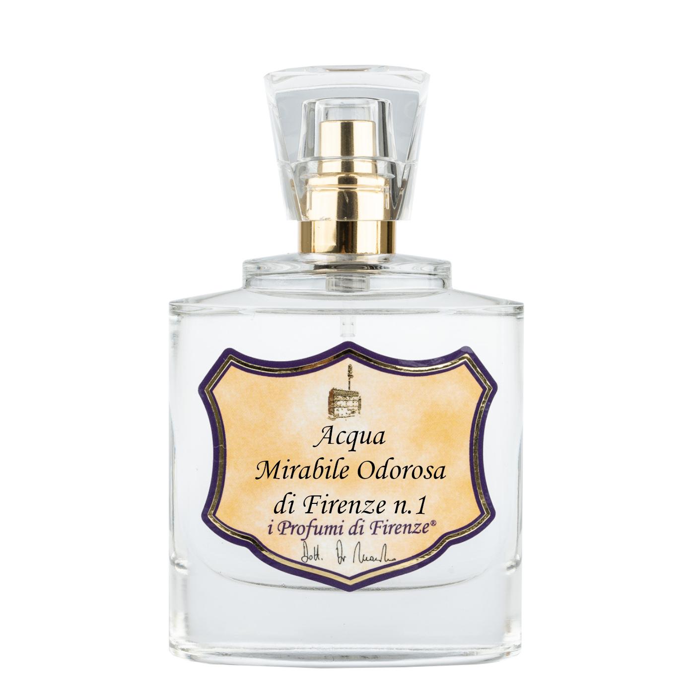 ACQUA MIRABILE ODOROSA DI FIRENZE N°1®- Eau de Parfum-0