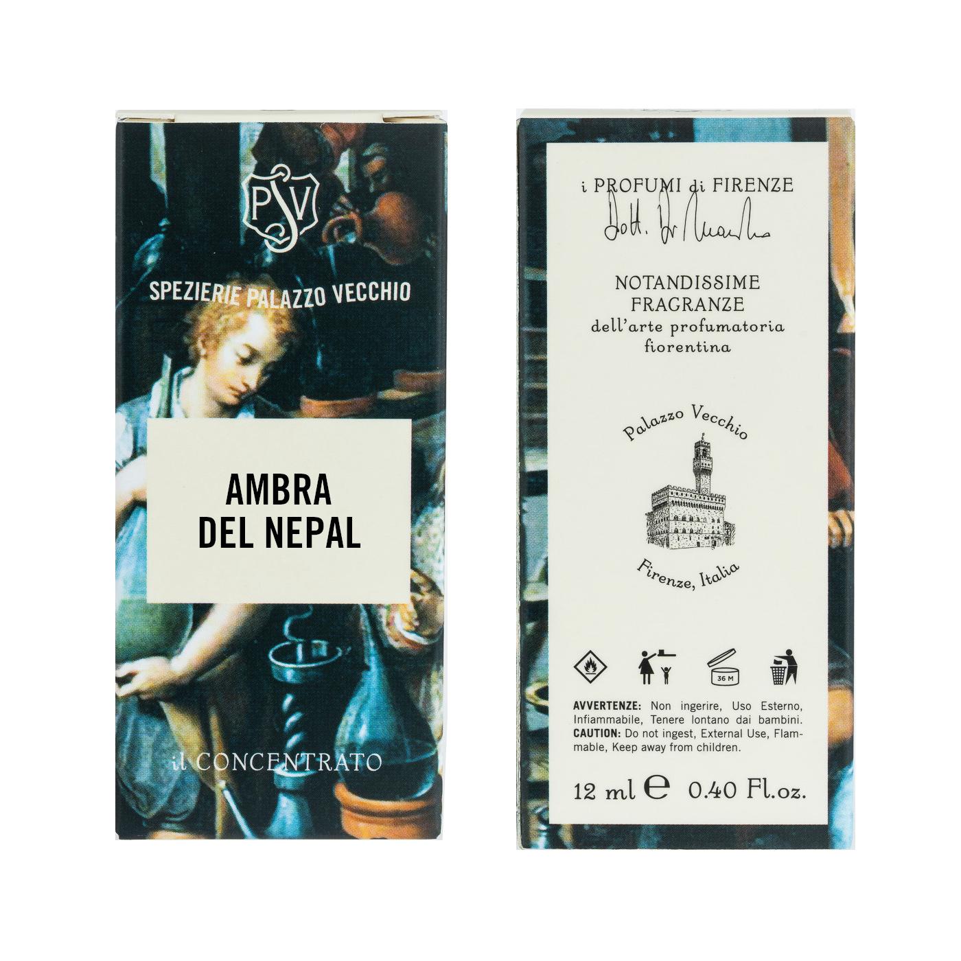 AMBRA DEL NEPAL - Il Concentrato-3934