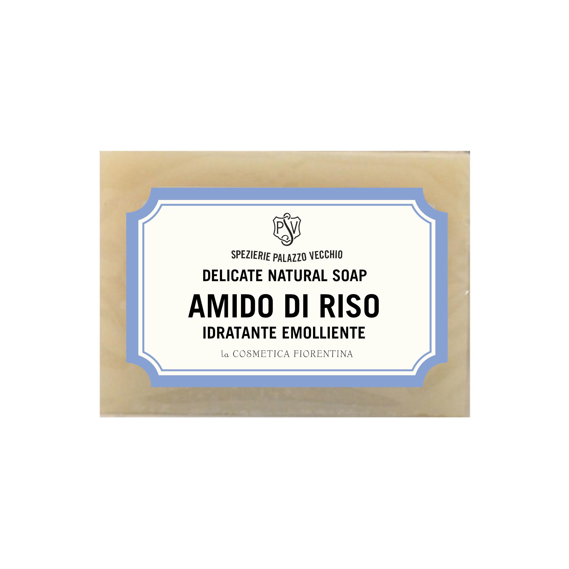AMIDO DI RISO - RICE STARCH BIOSAVON-0