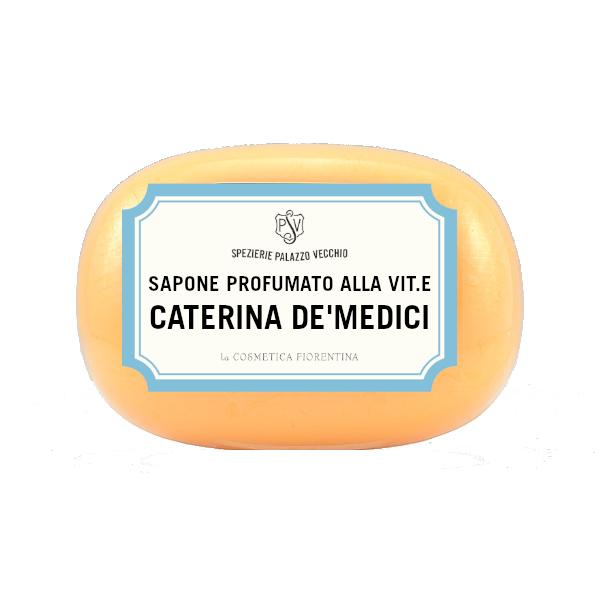 CATERINA DE' MEDICI - Saponi Profumati alla Vitamina E-0