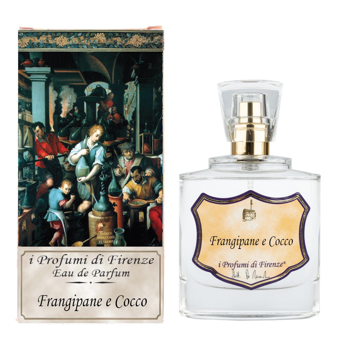 FRANGIPANE E COCCO - Eau de Parfum-0