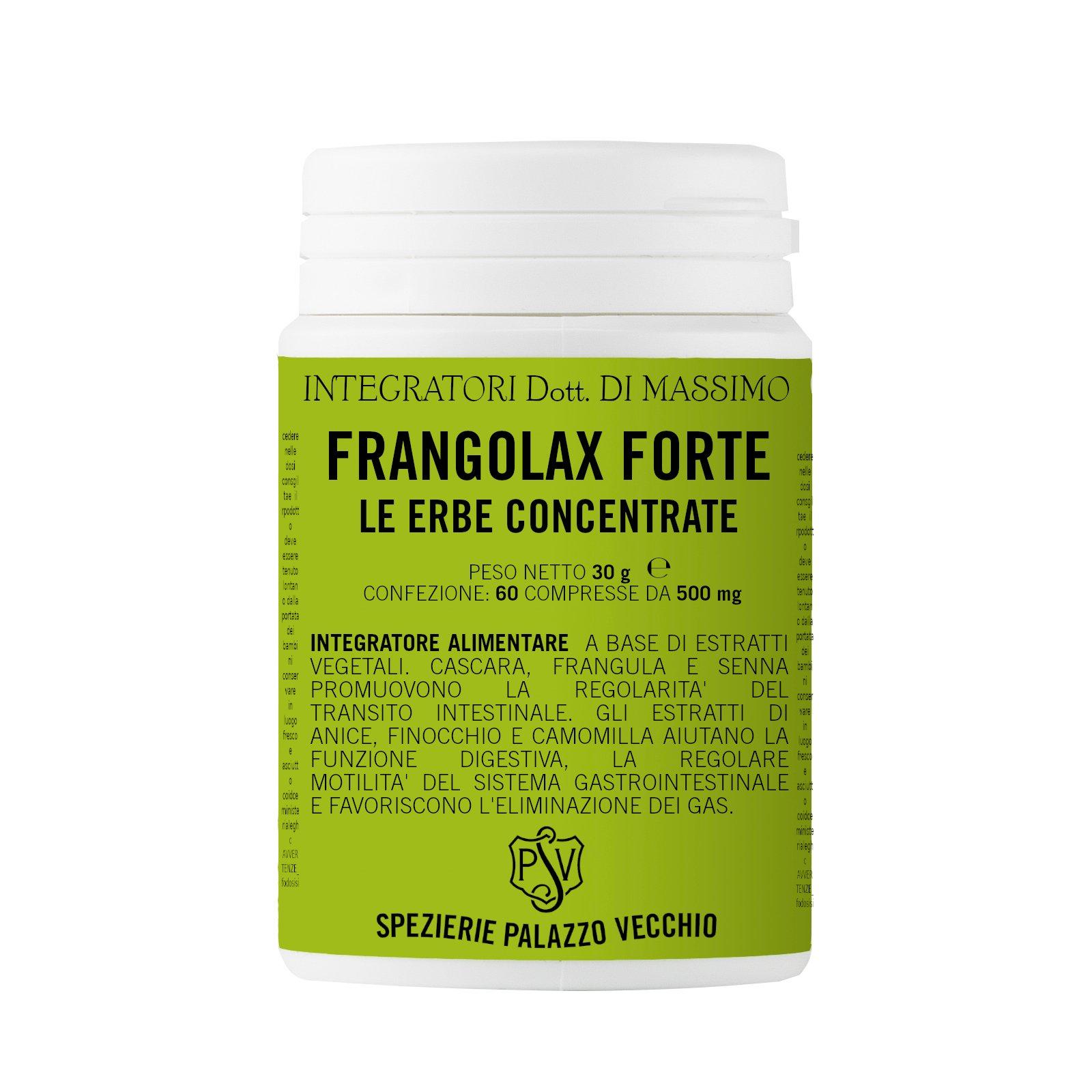 FRANGOLAX FORTE Le erbe concentrate-0