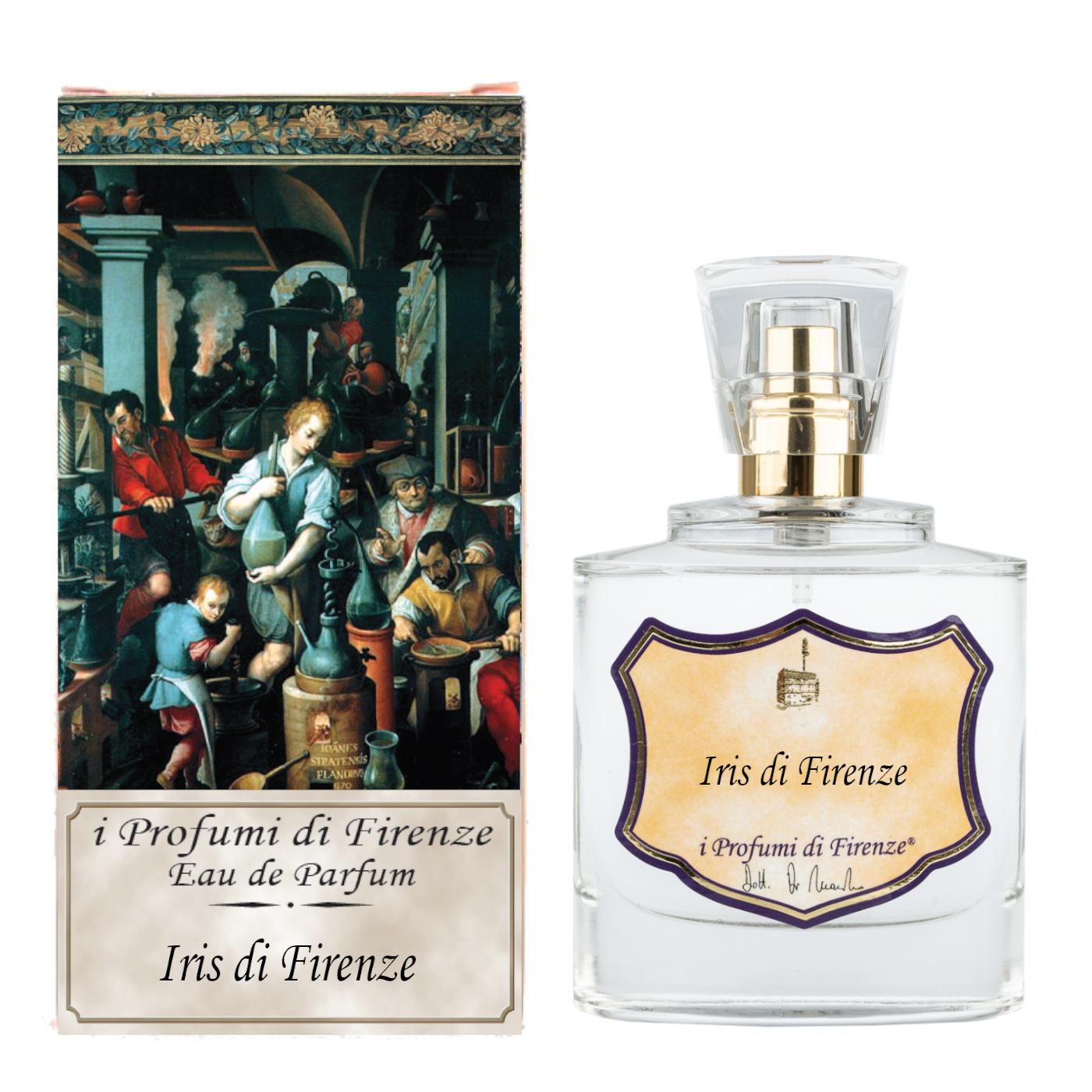 IRIS DI FIRENZE - Eau de Parfum-4157
