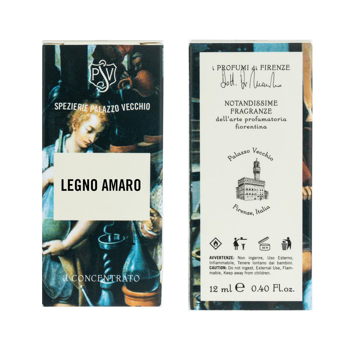 LEGNO AMARO - Il Concentrato-3806