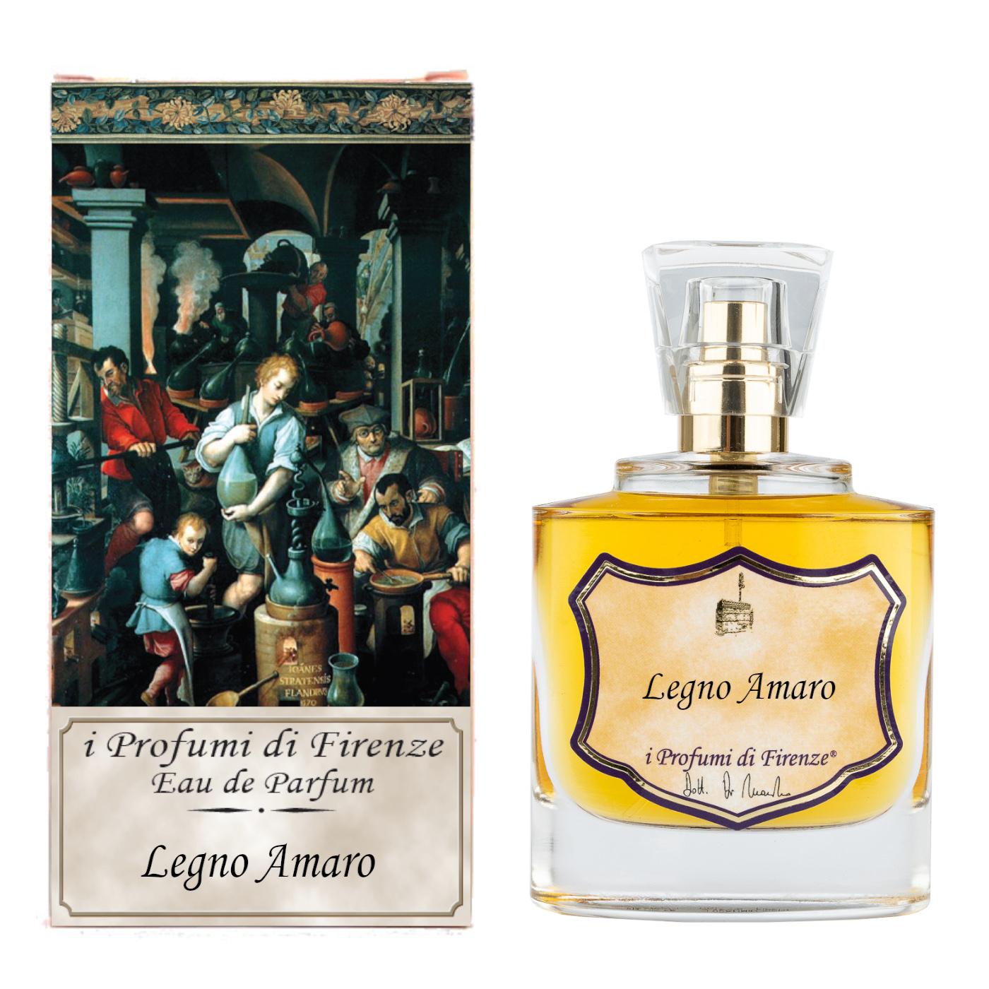 LEGNO AMARO - Eau de Parfum-4055