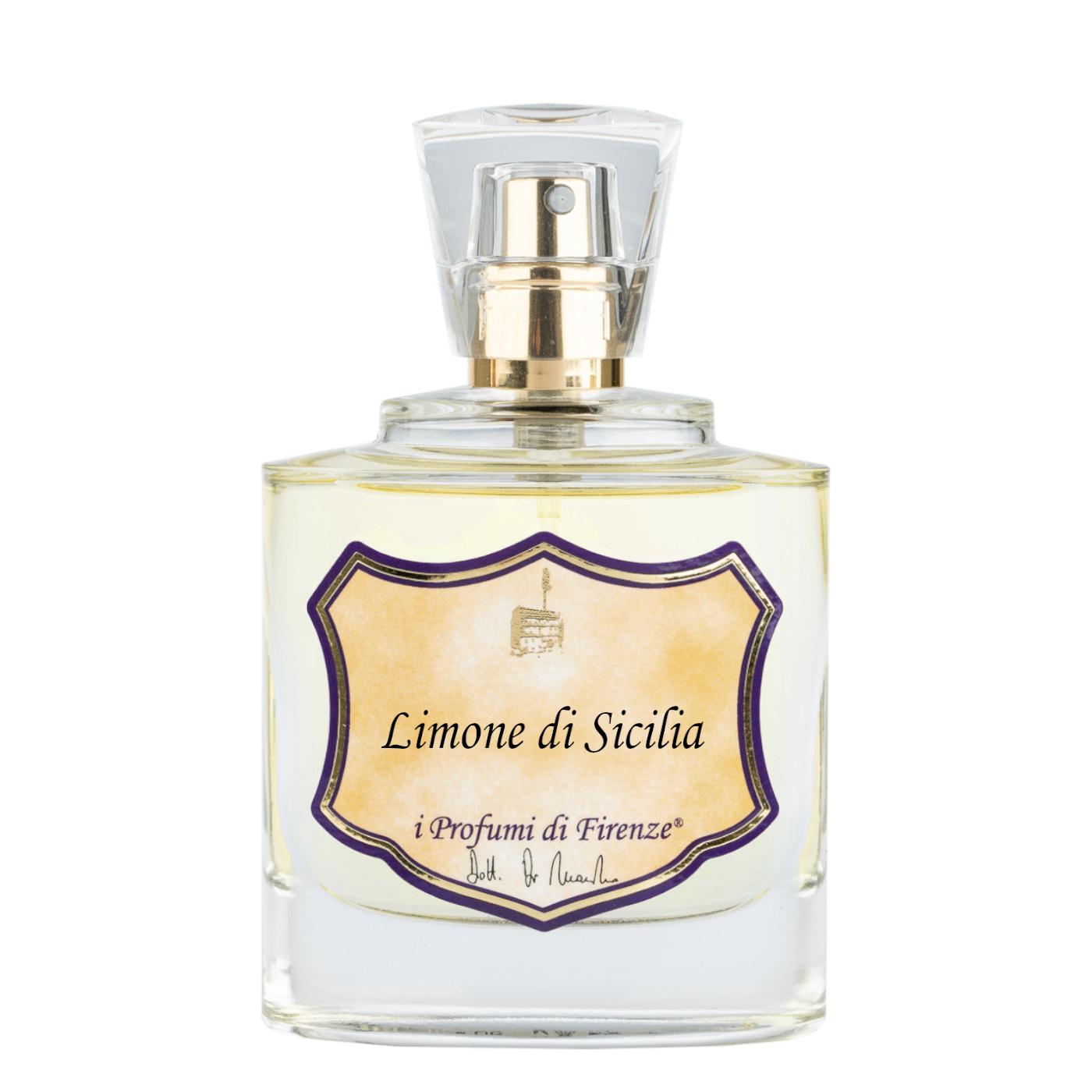 LIMONE DI SICILIA - Eau de Parfum-0