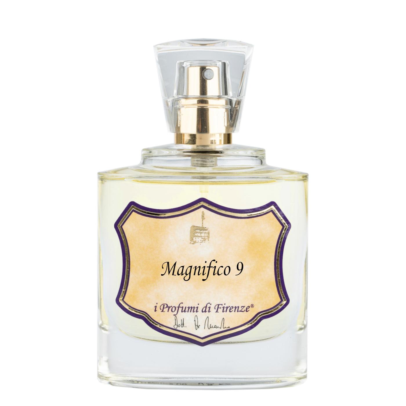 MAGNIFICO 9 ZENZERO E PEPERONCINO - Eau de Parfum-4142