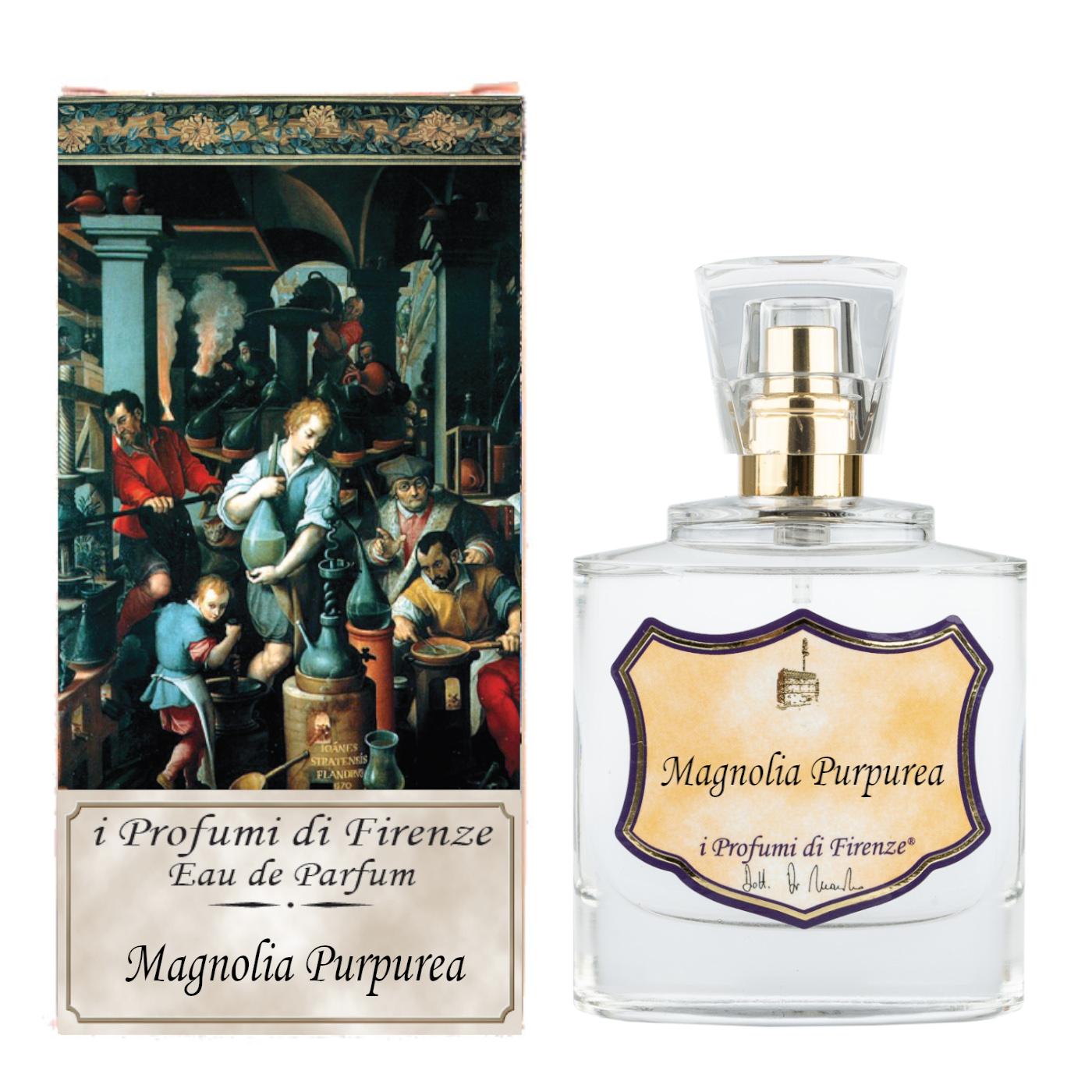 MAGNOLIA PURPUREA - Eau de Parfum-4161