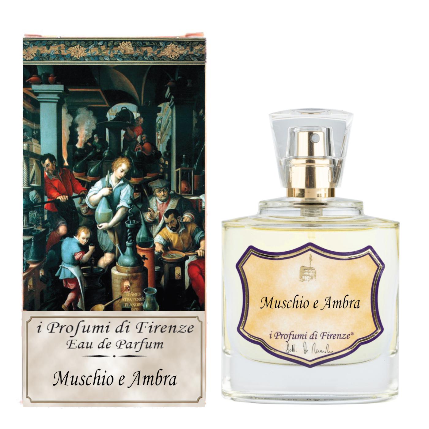 MUSCHIO E AMBRA - Eau de Parfum-4110