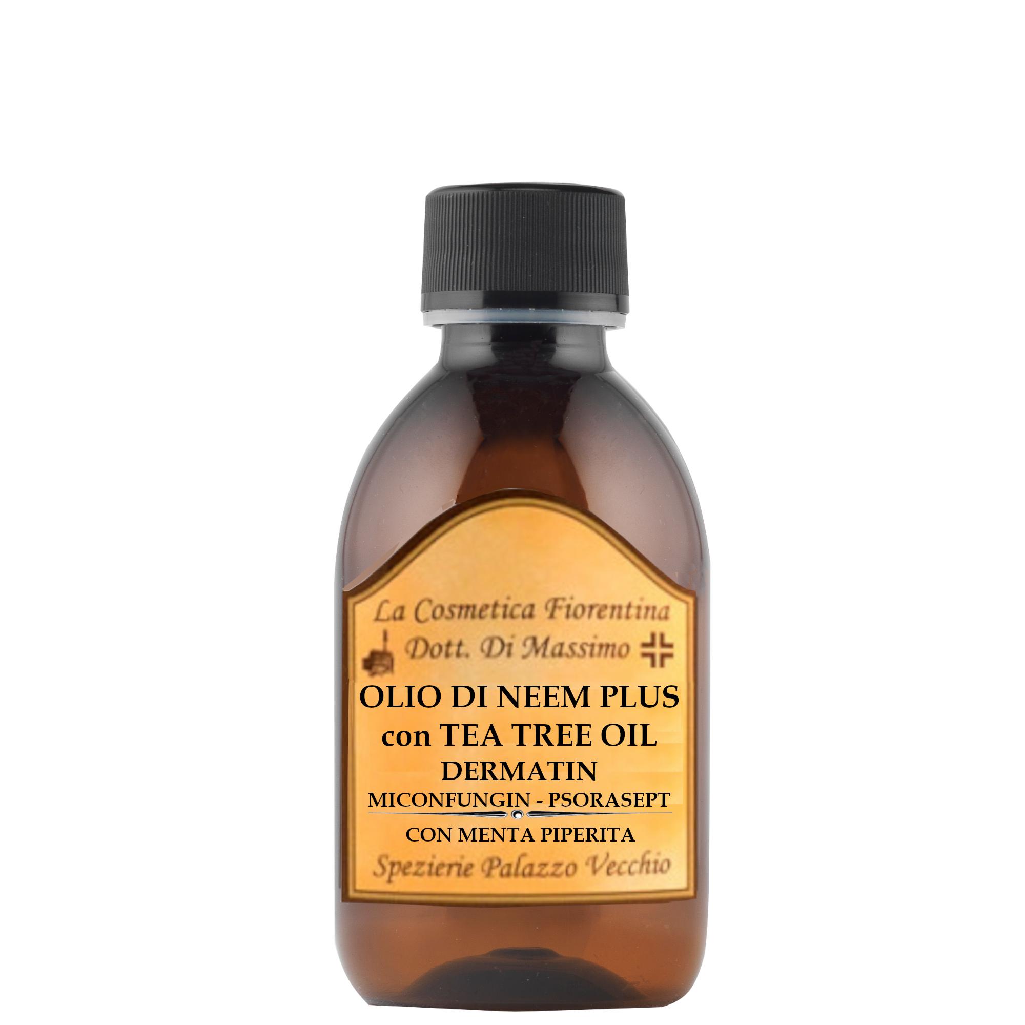 OLIO DI NEEM PLUS Tea tree oil-0