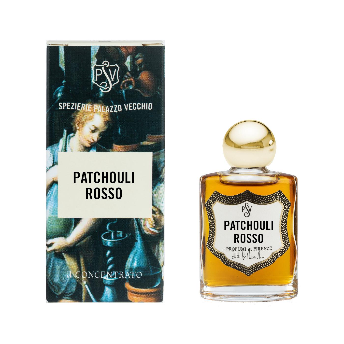 PATCHOULI ROSSO - Il Concentrato -3808