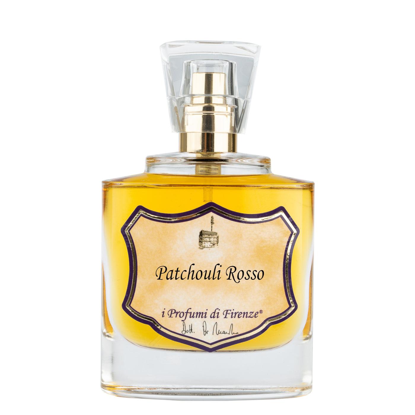 PATCHOULI ROSSO - Eau de Parfum-0
