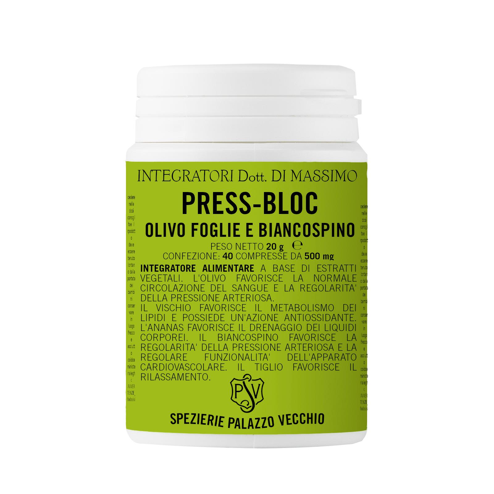 PRESS BLOC-0