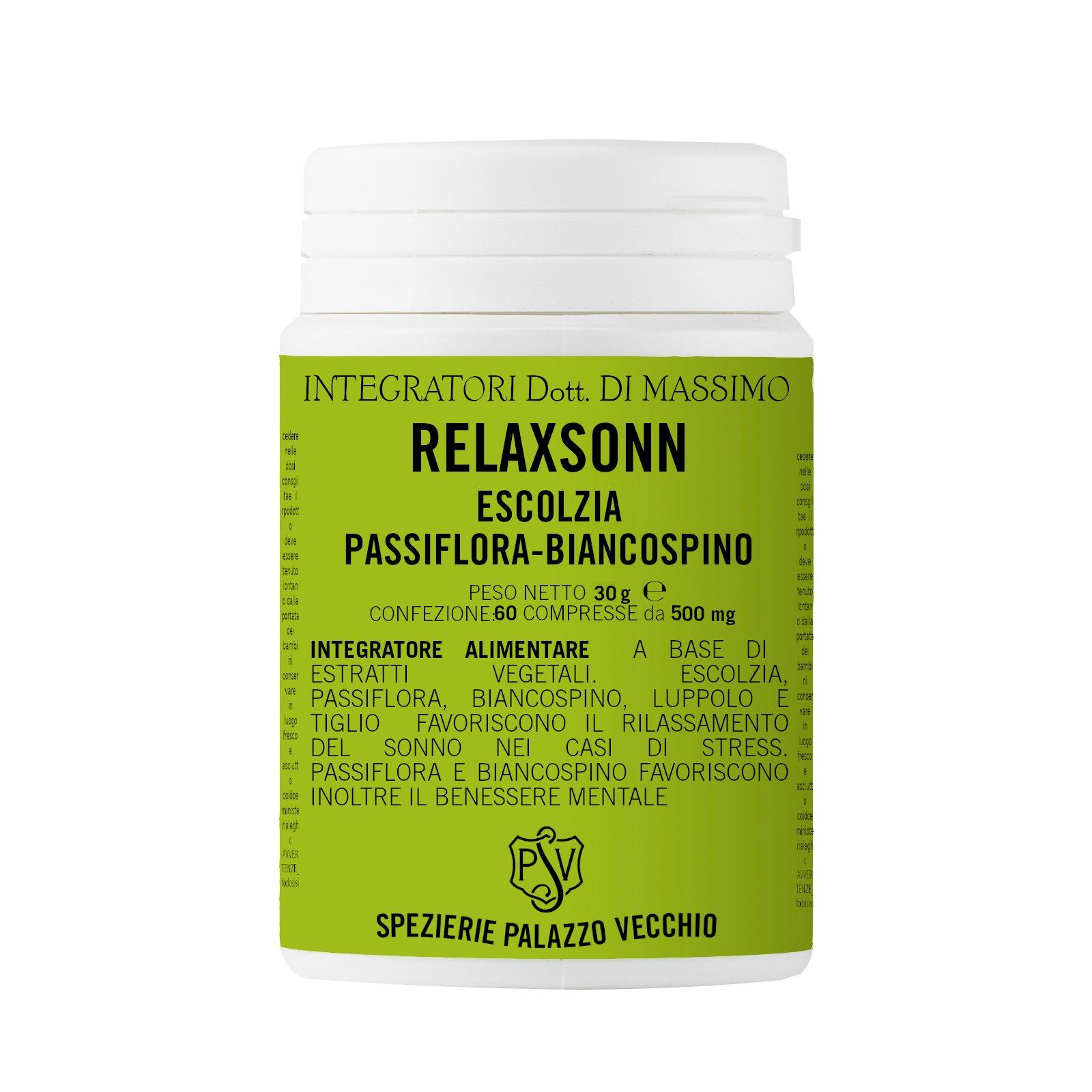RELAXSONN ESCOLZIA-PASSIFLORA-BIANCOSPINO-0