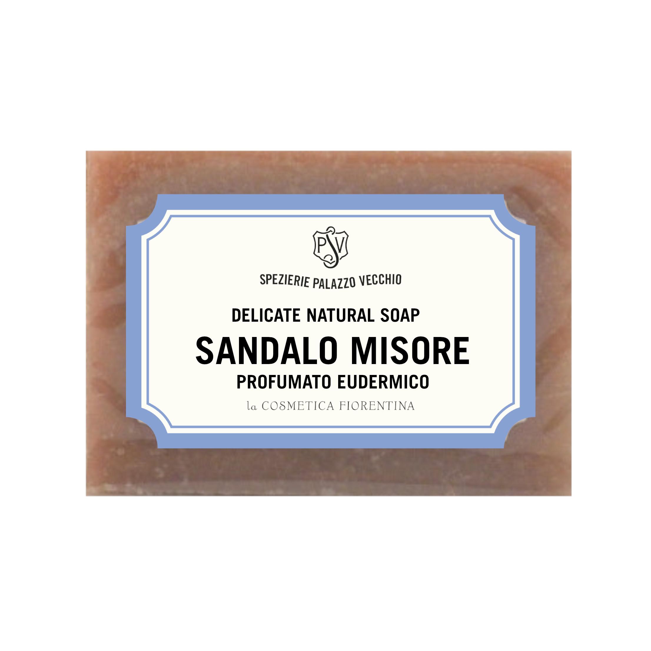 SANDALO DEL MISORE BIOSAVON-0
