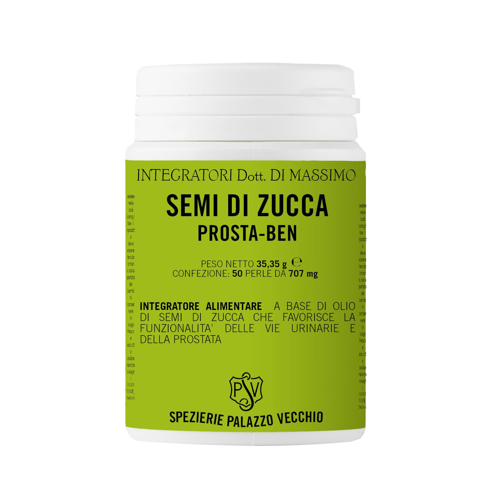 SEMI DI ZUCCA - PROSTABEN-0
