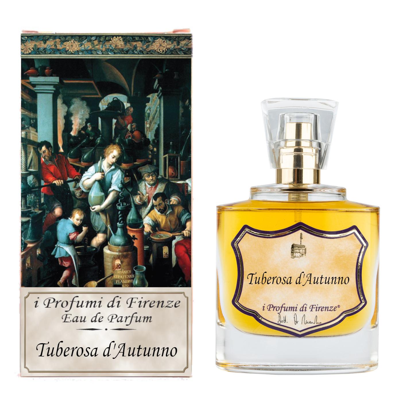 TUBEROSA D'AUTUNNO - Eau de Parfum-4068