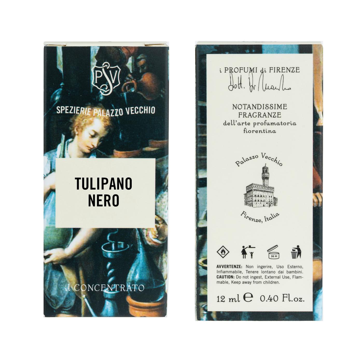 TULIPANO NERO - Il Concentrato-3802