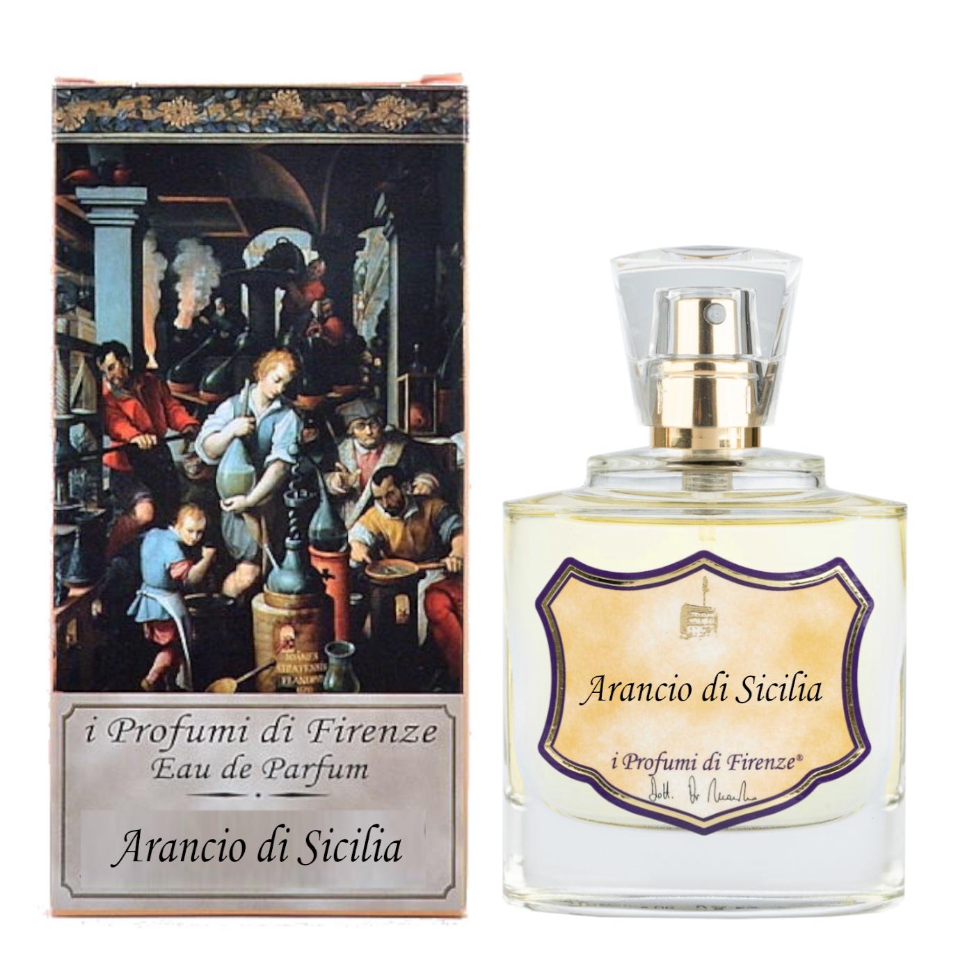 ARANCIO DI SICILIA - Eau de Parfum-4028