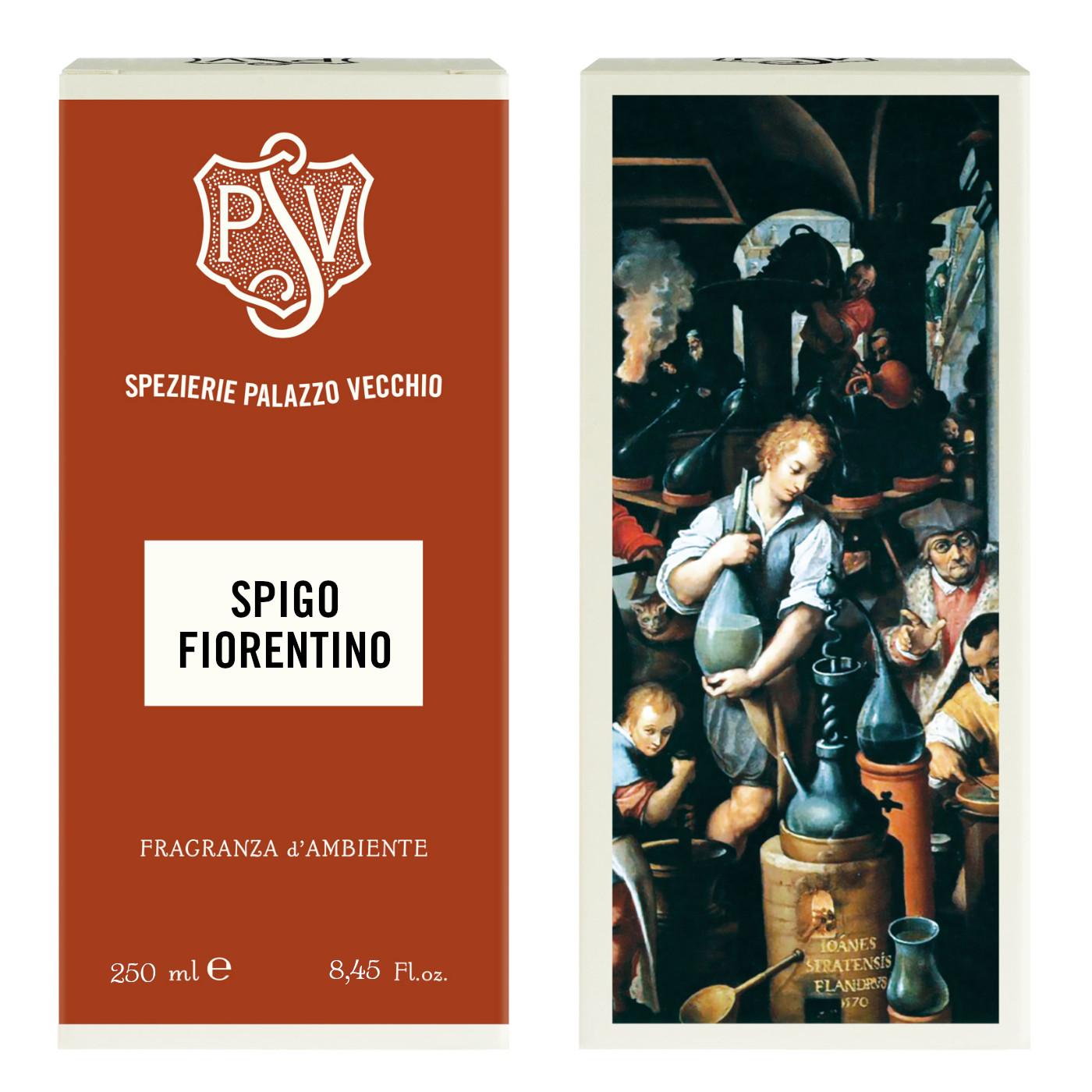 SPIGO FIORENTINO - Fragranza d'Ambiente-4495
