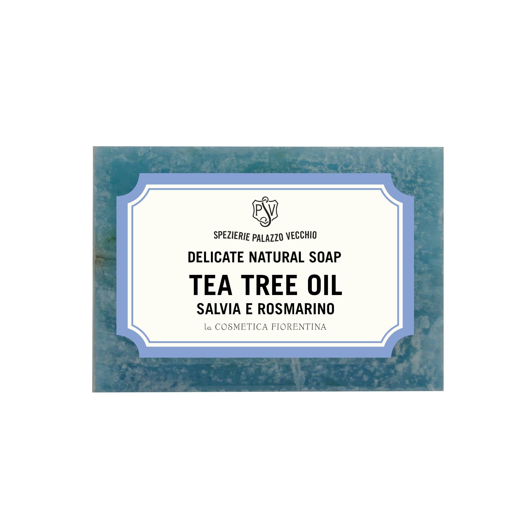 TEA TREE OIL SALVIA E ROSMARINO BIOSAVON-0