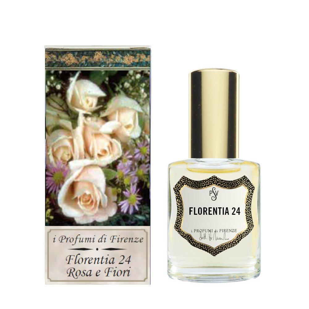 FLORENTIA 24 ROSA E FIORI Eau de Parfum-4881
