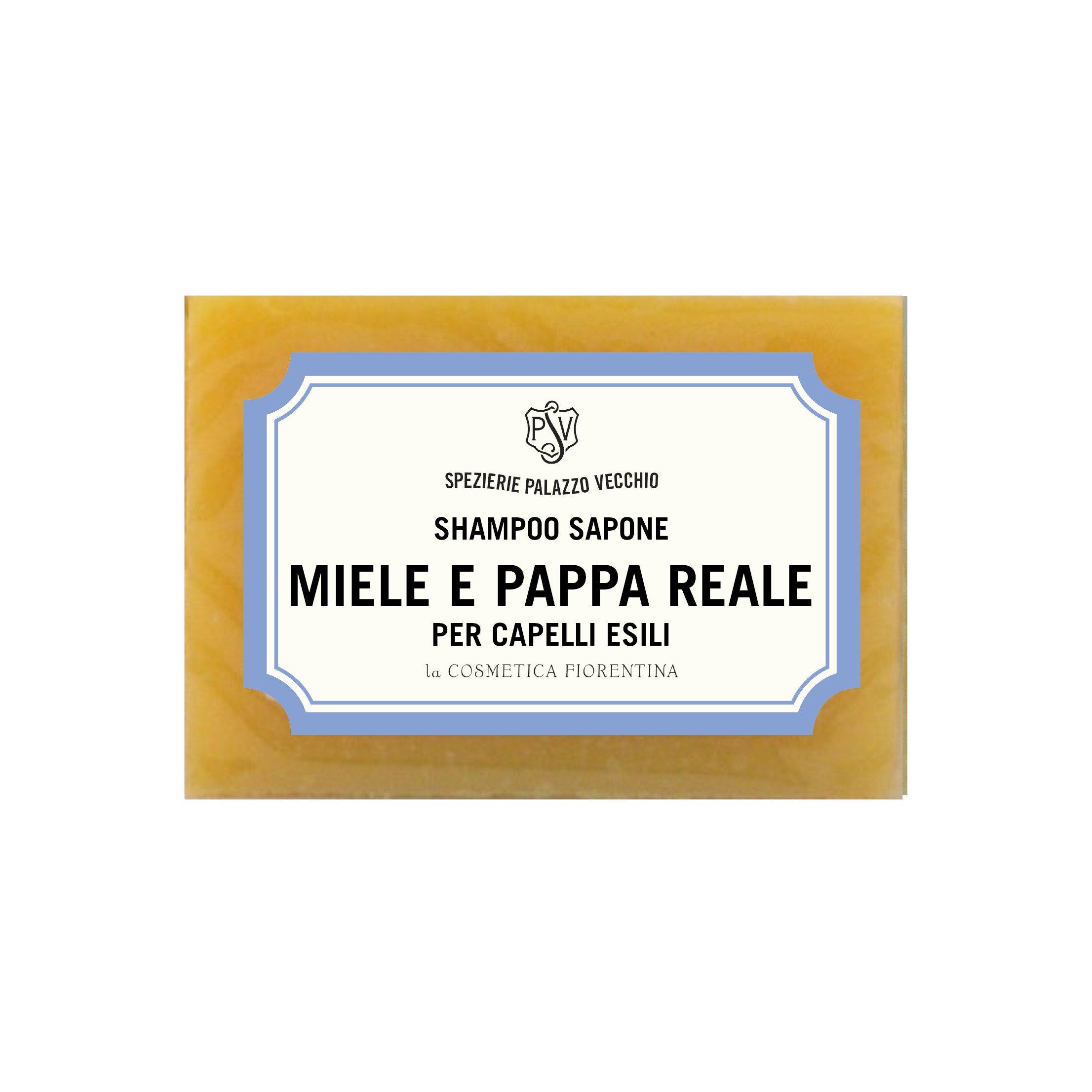 MIELE E PAPPA REALE BIOSHAMPOO BAR SOAP-0